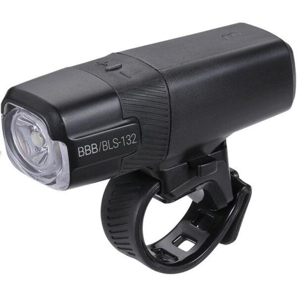 BBB Cycling Strike 1000 Lumen Fietsverlichting - USB oplaadbare Koplamp Fiets BLS-132