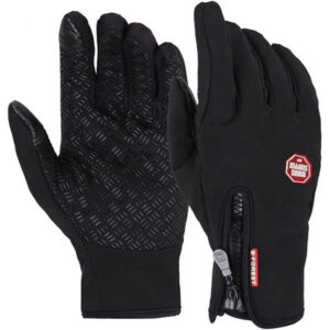 Fietshandschoenen Unisex - Zwart
