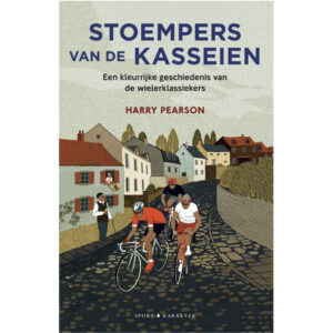 Harry Pearson Stoempers van de kasseien