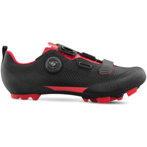 Fizik Terra X5 MTB Schoenen Heren Black Red